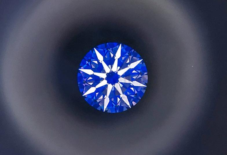 FLクラスのダイヤモンド 拡大