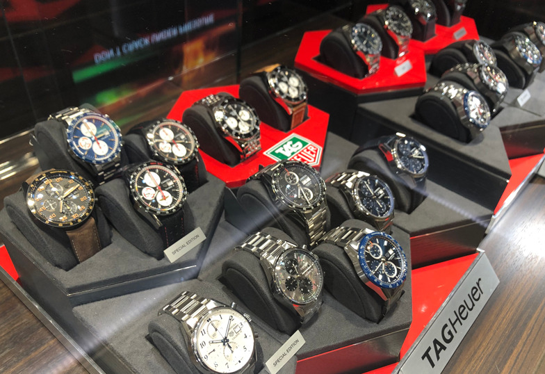 【静岡市】初めての腕時計購入でおすすめされたタグホイヤーが最高だった話