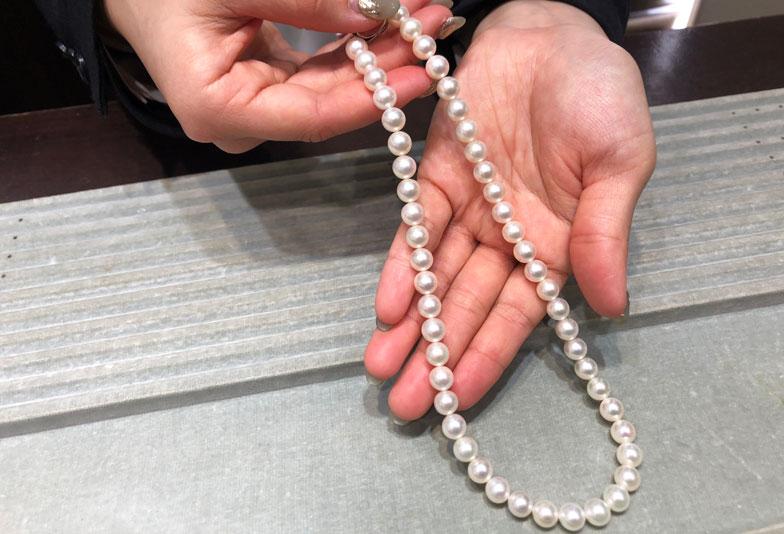【静岡】冠婚葬祭に相応しい真珠ネックレスの特徴は?