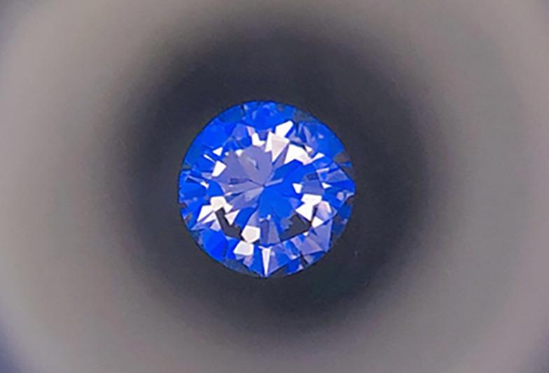 浜松 ダイヤモンドカット 輝いていない