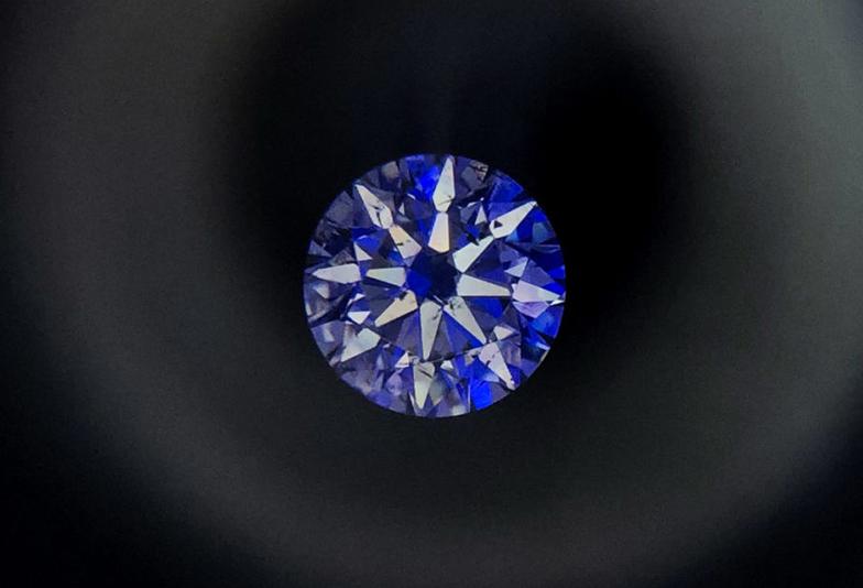 SIクラス ダイヤモンド 拡大