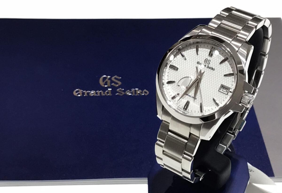 【静岡時計】グランドセイコー最高峰の機能と美術品の造形を持つ時計SBGA225をご紹介
