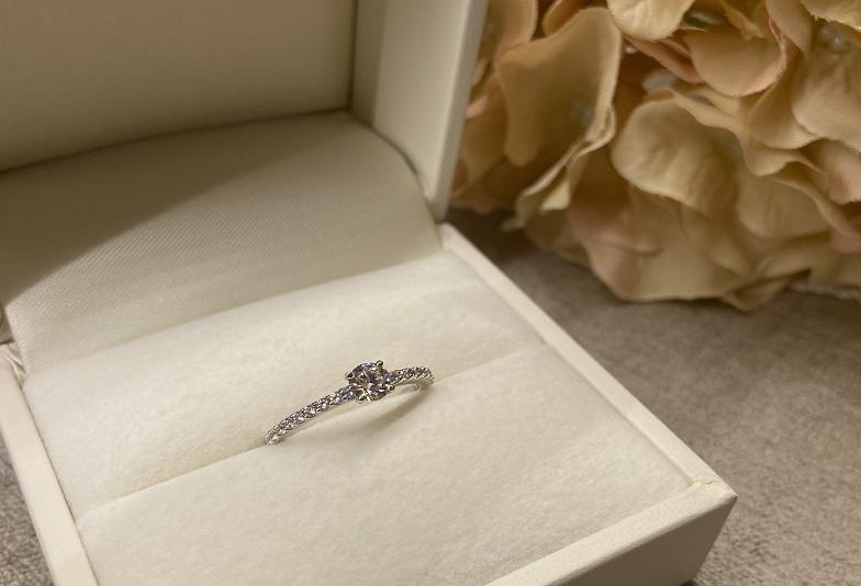 【京都市】プロポーズ男子必見!サイズや好みがわからなくても大丈夫「銀の指輪プラン」