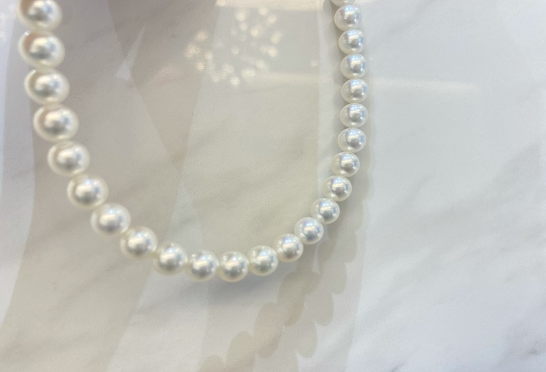 【京都市・四条河原町】花珠真珠だけがパールじゃない?普段着けやプレゼントにもおすすめな高品質パールネックレス