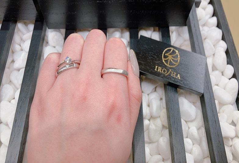 【京都市】和をテーマにした結婚指輪・婚約指輪のブランド「彩乃瑞」をご紹介