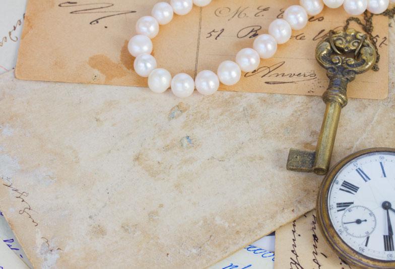 【静岡市】知らなかった!真珠のネックレスは嫁入り道具のあたりまえ?