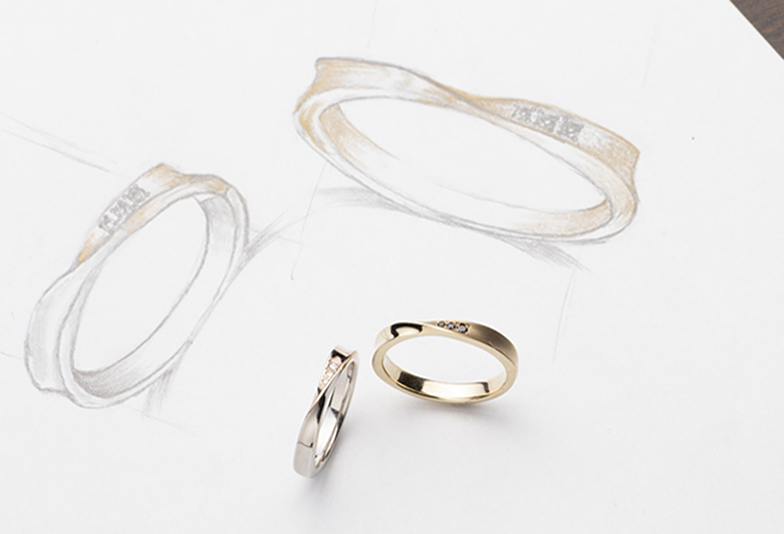 【浜松市】結婚指輪をオーダーメイドで作る実際のメリットとは?