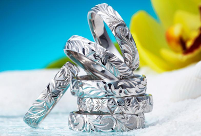 【和歌山市】結婚指輪はハワイアンジュエリーがおすすめ!