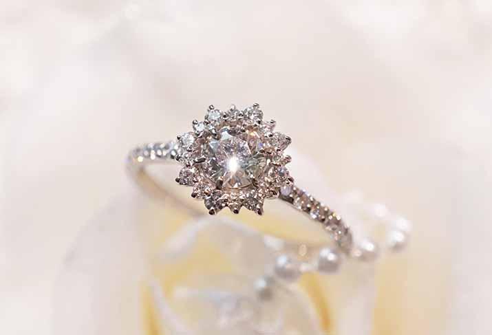 【浜松市】2021年 上半期『ゴージャス編』婚約指輪の最新ランキング