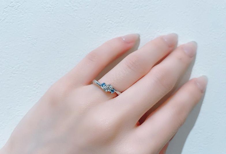 静岡市 婚約指輪