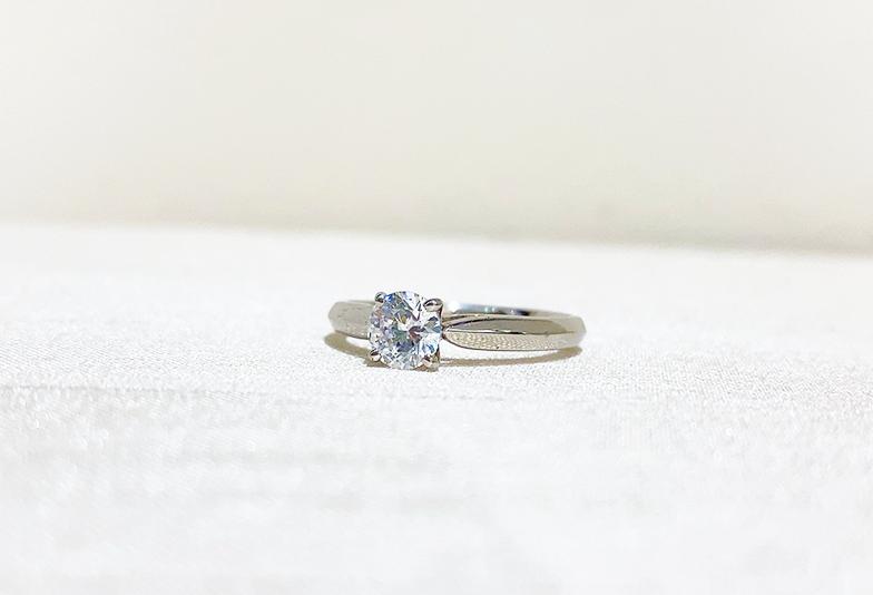【静岡市】きっかけは娘の結婚。私も婚約指輪をリフォームしました!