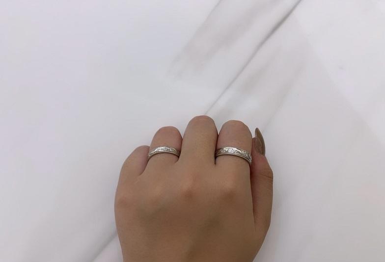 マイレPlatinum Ring /プラチナリング