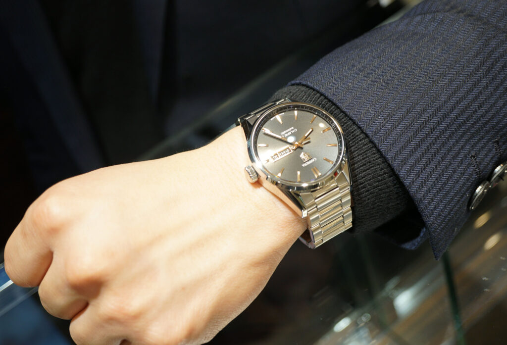 【静岡時計】就職の記念にタグホイヤーを選んだ訳(お客様の声)
