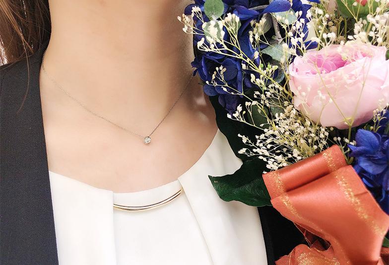 【静岡市】婚約指輪は要らないと言われた僕が贈った婚約記念品はネックレス