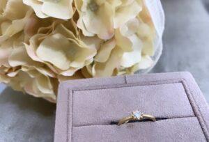 【京都市】今SNSで話題のブランド「ユカホウジョウ」の人気婚約指輪をご紹介!