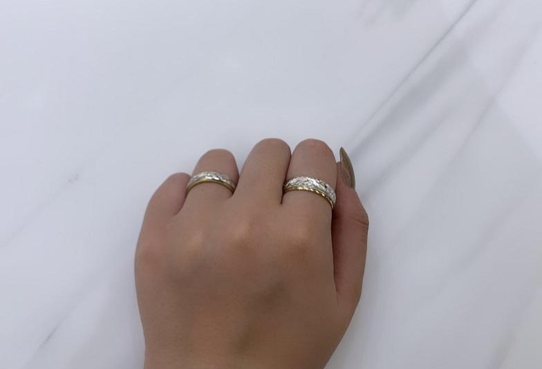 Twotone Ring/ ツートーンリング