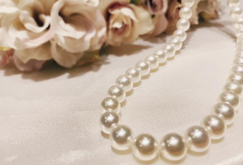 【静岡市】調査!真珠ネックレスはいつ用意した?