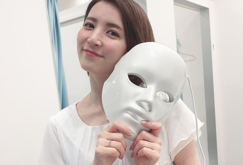 【静岡市】混合肌を解決!LEDフェイシャルエステ『オペラ座の美人』とは?