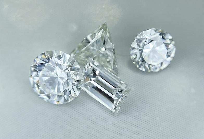 【静岡市】プロポーズシーンに合わせたダイヤモンド選びで大満足な婚約指輪ができました!