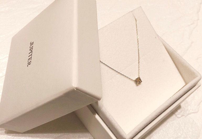 【静岡市】安くても色石ジュエリーがほしい!おすすめはリーズナブルな誕生石ネックレス