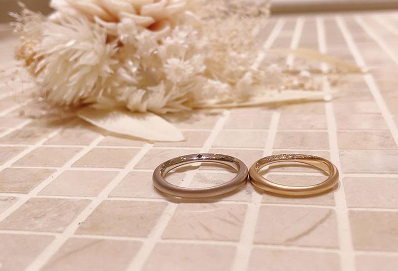 【静岡市】シンプルな結婚指輪の決め手がない?選び方のポイントとは