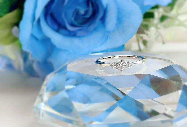 【静岡市】静岡市で古くなった婚約指輪のデザインを変えられる宝石店は?