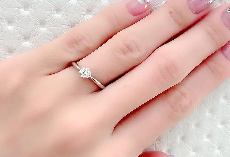 静岡市婚約指輪おすすめ