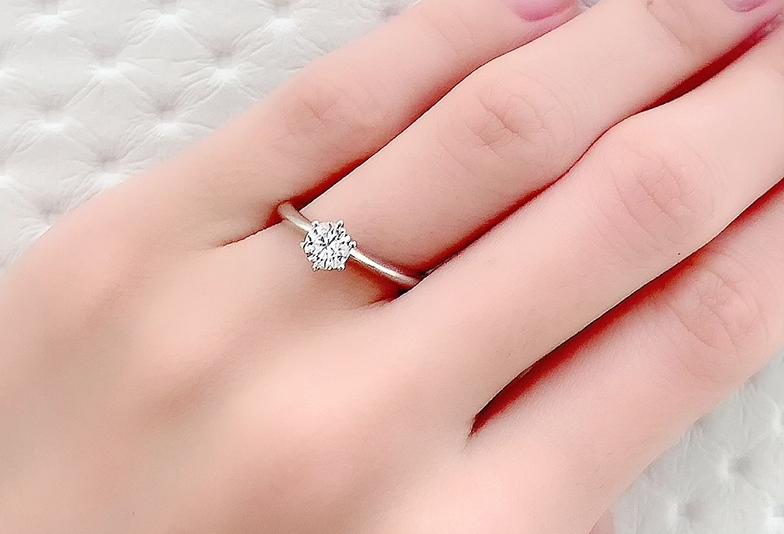 静岡婚約指輪人気