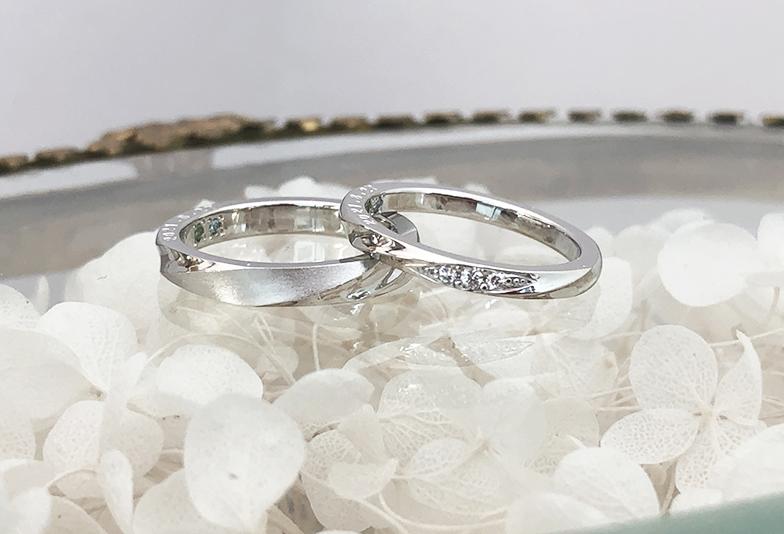 浜松市結婚指輪オーダーメイド人気