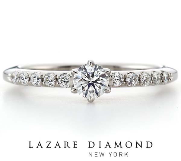 ラザールダイヤモンドメレエンゲージ