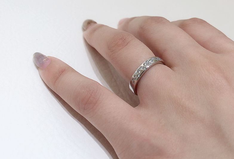 【静岡市】シンプルな結婚指輪が一番!プラチナが選ばれ続ける理由とは