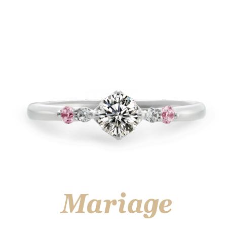 【大阪・梅田】ダイヤモンドの品質にこだわったブランド「Mariage ent]