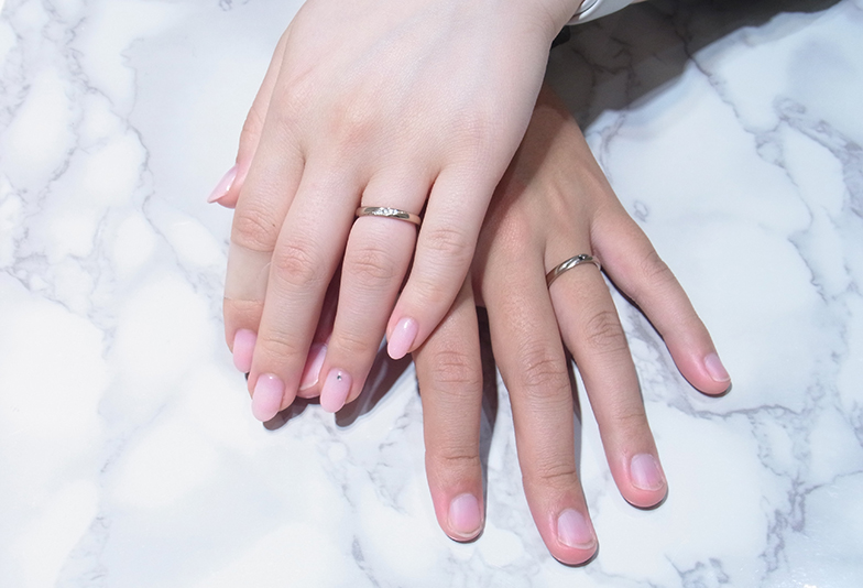 【静岡市】男女で結婚指輪の好みのデザインが違う理由はここにあった