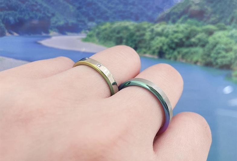 【静岡市】結婚指輪がシンプルすぎる?人と被らない特別な結婚指輪の選び方