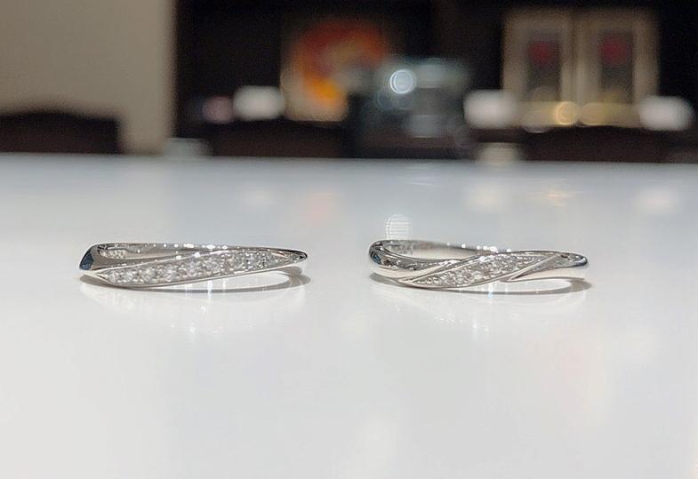 結婚指輪 ダイヤモンド 価格