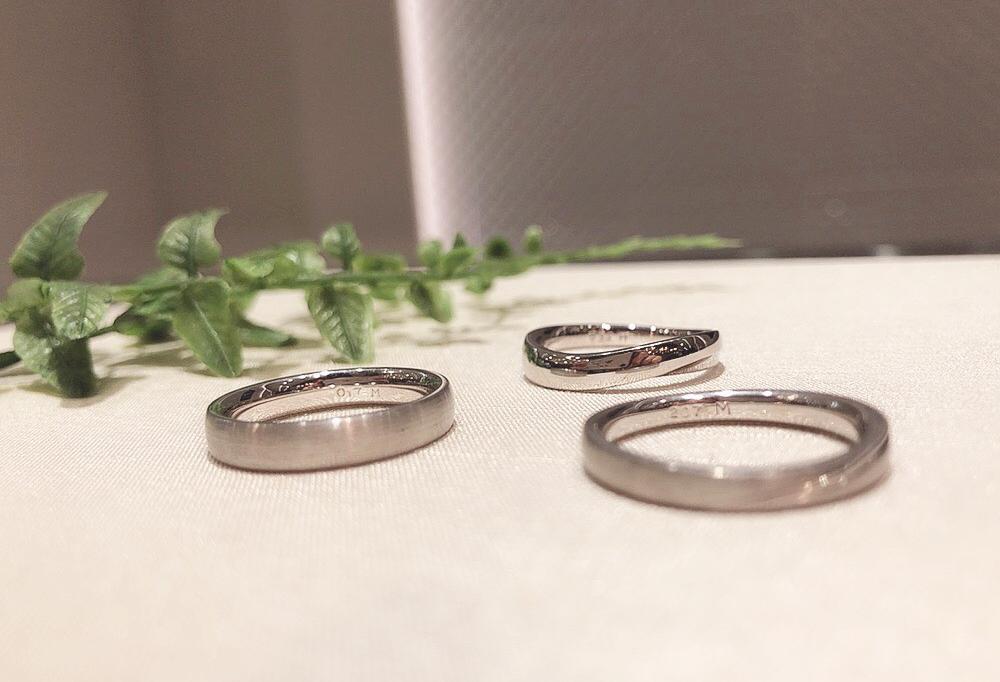 【静岡市】結婚指輪のメンズデザイン特集2021年。静岡在住の男子に人気のデザインとは