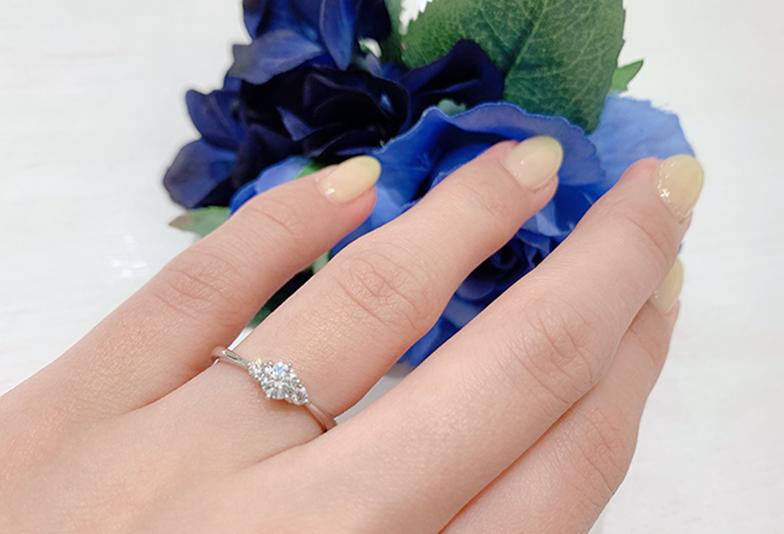 現品エンゲージリング、婚約指輪