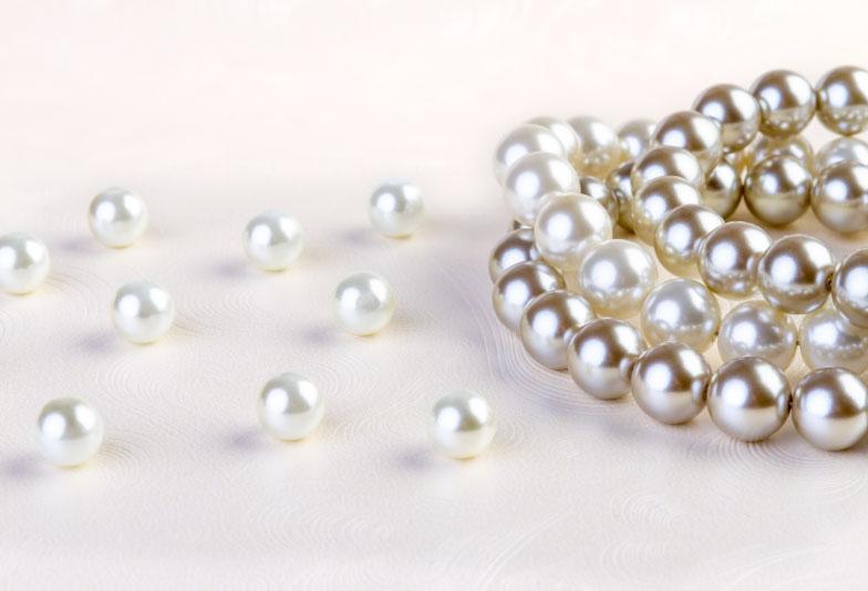 【浜松市】大人の女性の必需品『真珠ネックレス』どんな場面で使えるの?