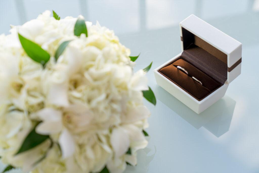 【福岡県久留米市】結婚指輪を買ったら嬉しいプレゼントが付いてきました!