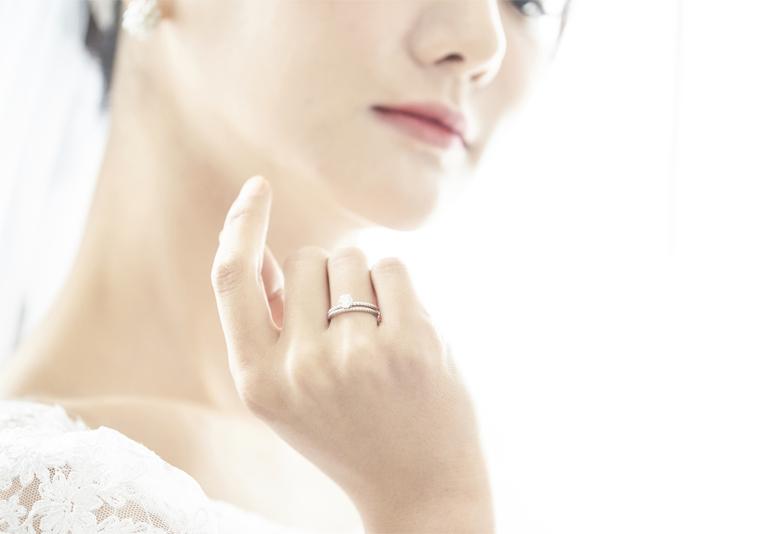 【福岡県久留米市】10周年、20周年、婚約指輪をリフォームして素敵な記念日に