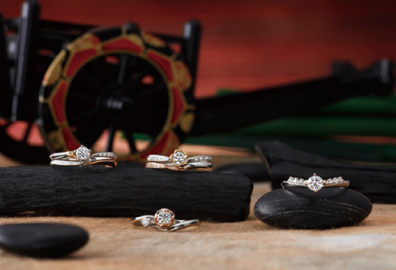 【大阪・心斎橋】今注目されている【和ブランド】の結婚指輪とは