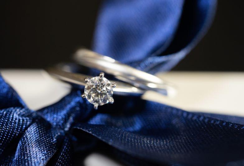 【宇都宮市】婚約指輪は、やっぱりシンプルがオススメ