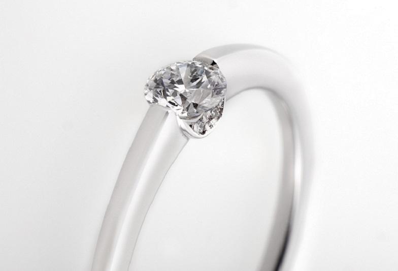 婚約指輪プラチナ