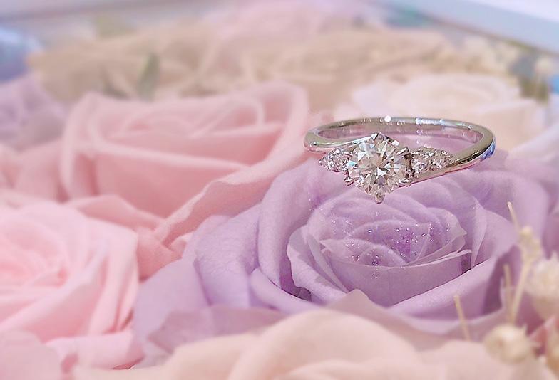 【静岡市】婚約指輪を購入するならラージストーンがおすすめ。その理由は?
