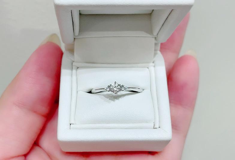 【静岡市】サプライズで贈る婚約指輪!失敗したくない僕に人気デザインを教えてください。