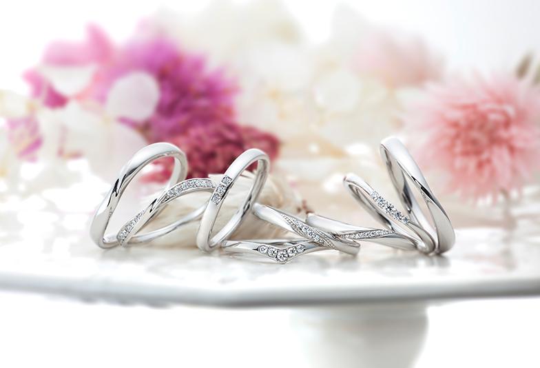 モナムールの結婚指輪