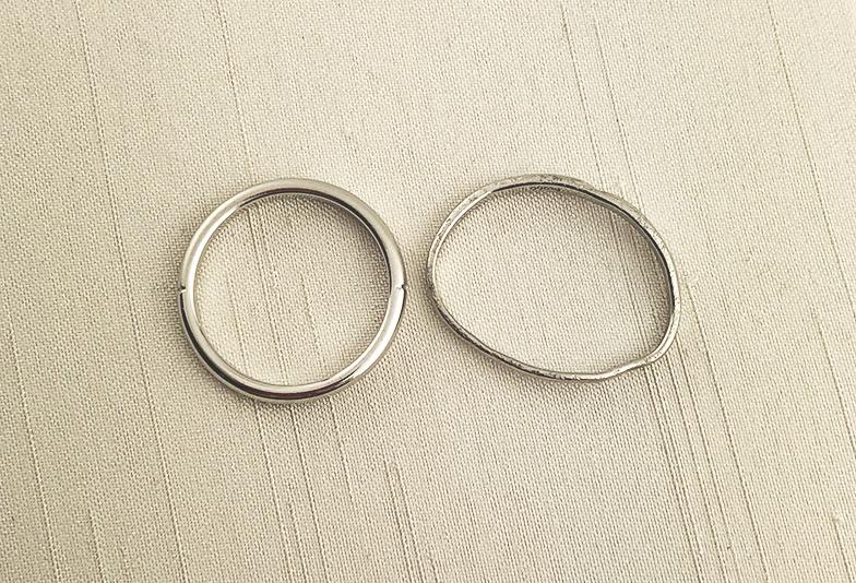 浜松市結婚指輪変形