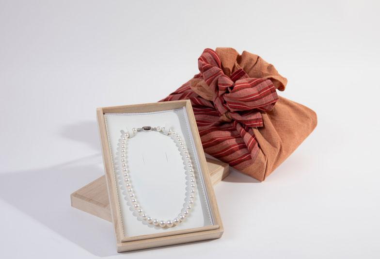 【静岡市】真珠ネックレスを買い換えるタイミングは?買い換えた理由をご紹介