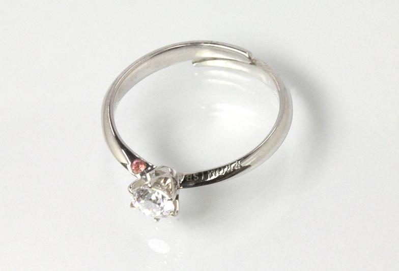 静岡市婚約指輪サイズ