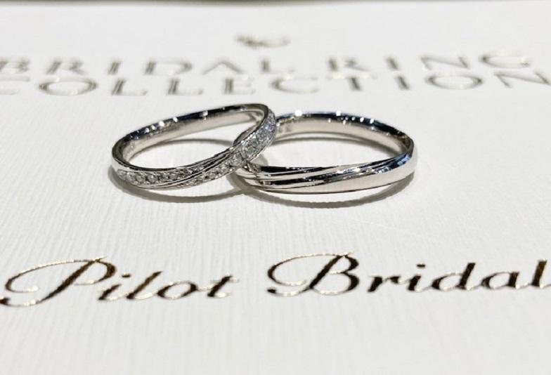 """【大阪・心斎橋】高い技術力で造り上げられた""""Pilot Bridal""""の結婚指輪とは?"""